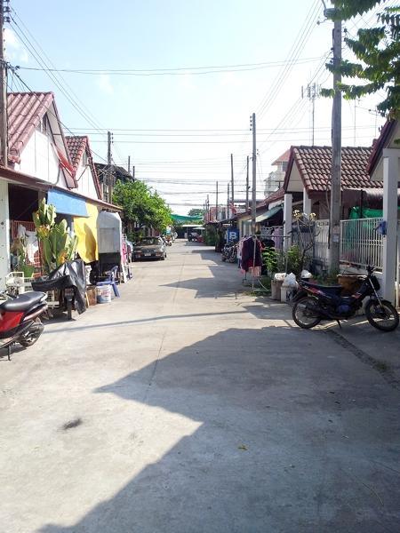 หมู่บ้านพรธิสาร(เทคโนราชมงคล)